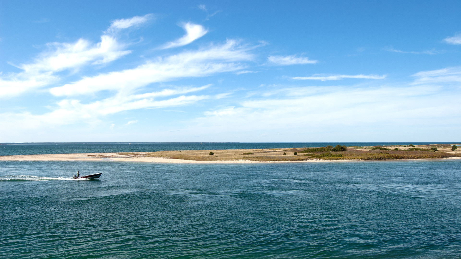 Chappaquiddick, Martha's Vineyard