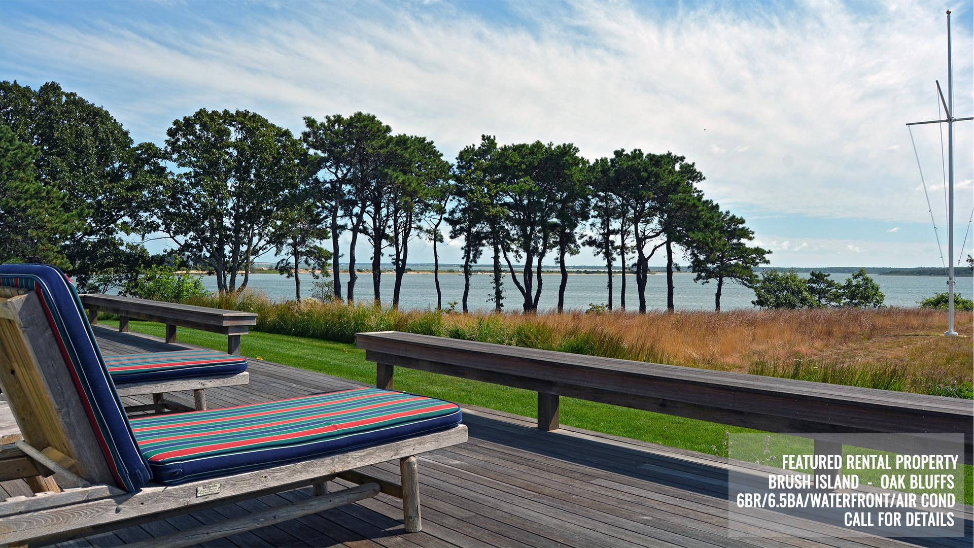 Brush Island, Oak Bluffs, Martha's Vineyard