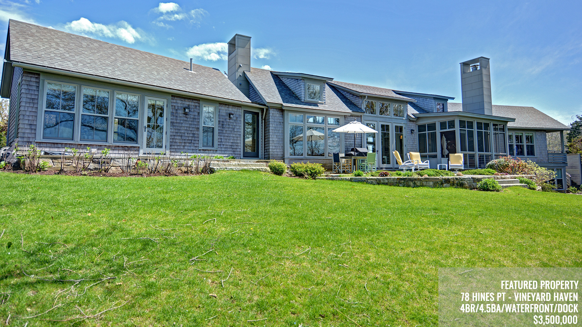 78 Hines Point, Vineyard Haven, Martha's Vineyard