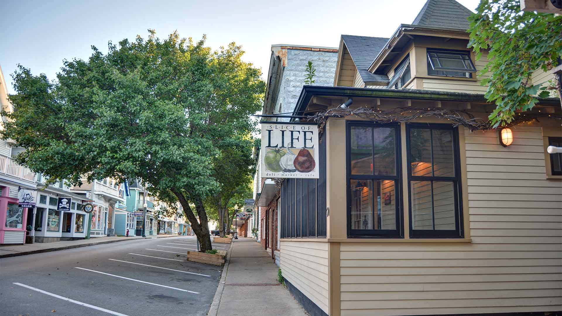 Slice of Life, 50 Circuit Avenue, Oak Bluffs, Martha's Vineyard