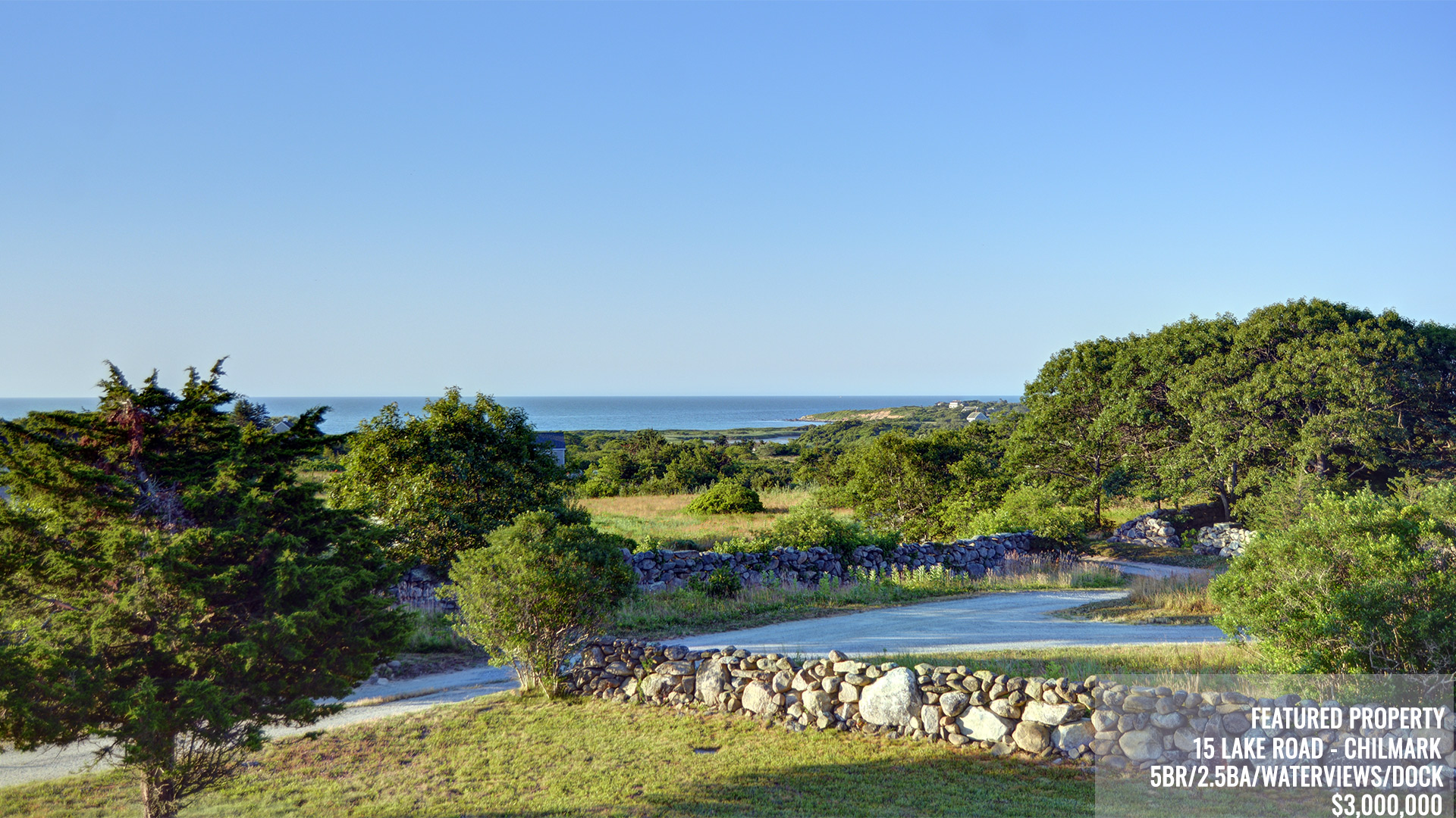 15 Lake Road, Chilmark, Martha's Vineyard