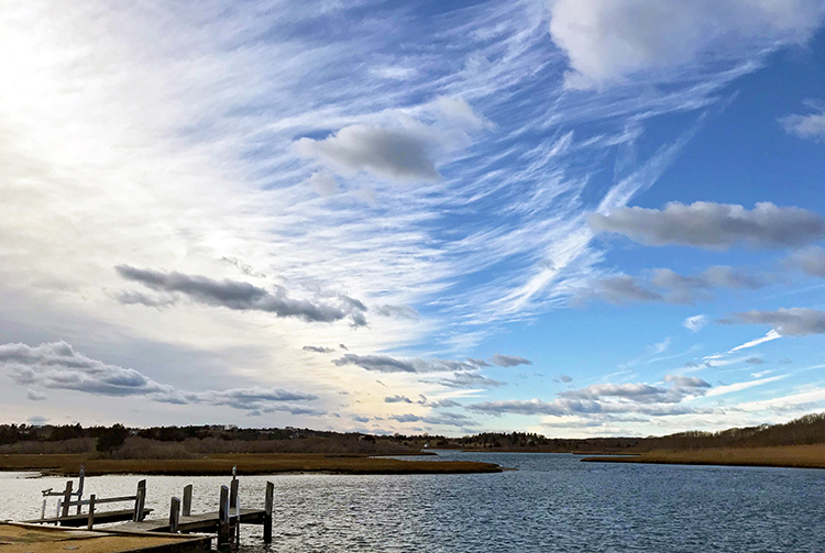 Quitsa Pond, Chilmark, Martha's Vineyard