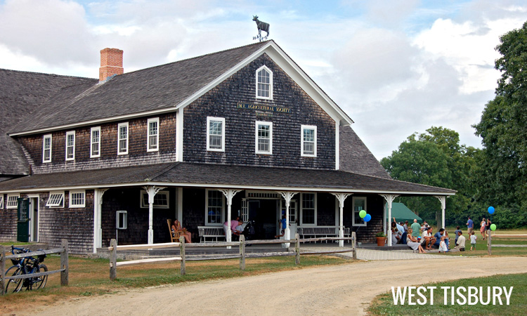West Tisbury, Martha's Vineyard